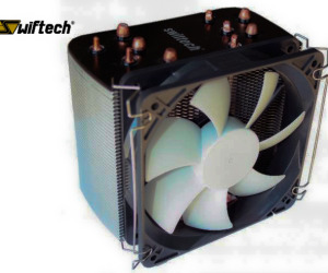 Swiftech returns to air-cooling
