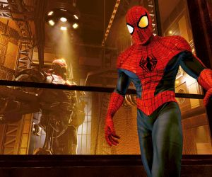 Activision announces Spider-Man: Edge of Time