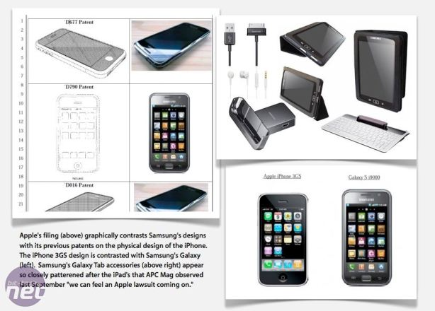 Apple sues Samsung for copying iPhone and iPad Apple sues Samsung for copying the design of it's iPhone and iPad