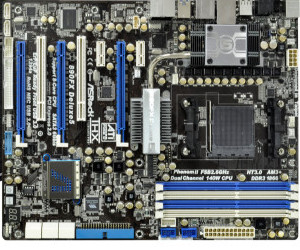 ASRock reveals Socket AM3+ CPU details