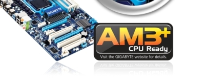 Gigabyte announces AM3+ 'Black Socket' motherboards