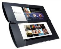 Sony finally enters tablet market