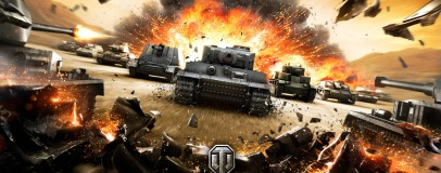 World of Tanks released