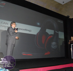 Asus announces Vulcan ANC Republic of Gamers headset Asus announce Vulcan ANC Republic of Gamers headset