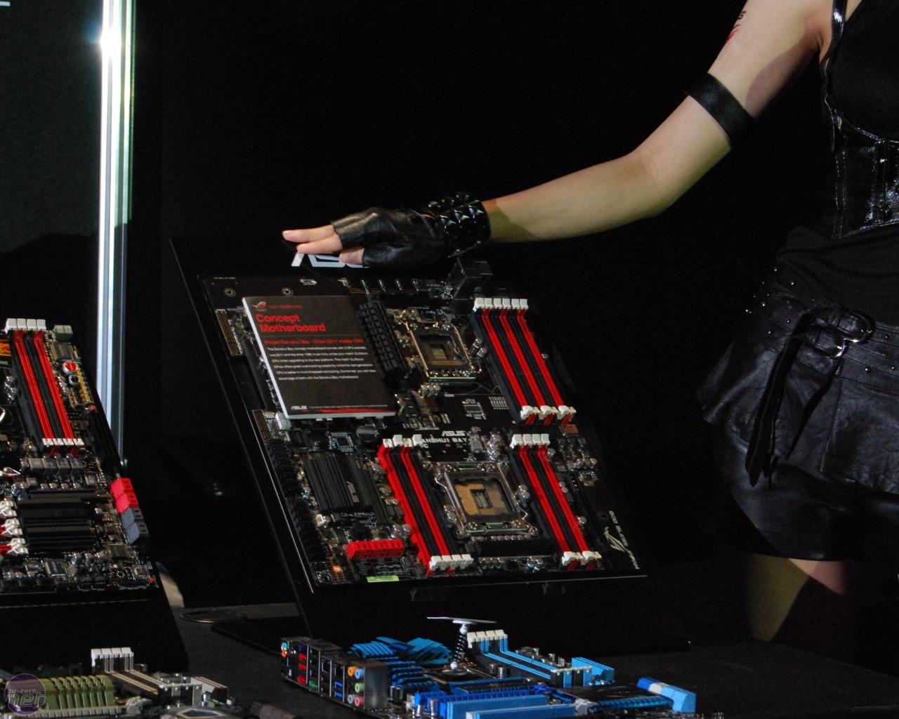 P9x79 memory slots