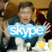 Bill Gates backed Skype purchase