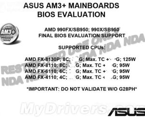 Leaked slide details AMD Bulldozer models