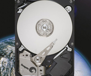 Seagate unveils 1TB hard drive platters