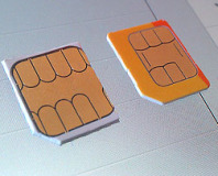 Apple proposes smaller SIM cards