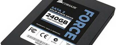 Corsair announces Force 3 SSD recall