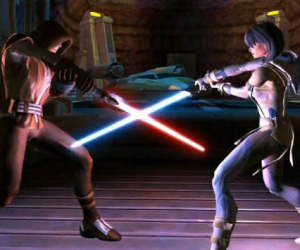 EA: 'Announcing SWTOR release date would be irresponsible'