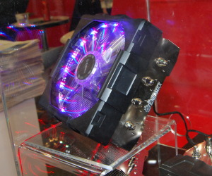 Enermax enters CPU cooler market