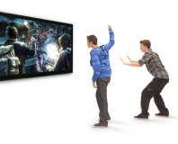 MS trademarks interactive ads for Kinect