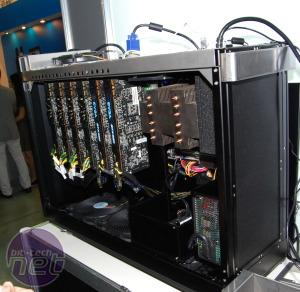 Silverstone shows off massive TJ12 concept case *Silverstone show TJ12 concept case