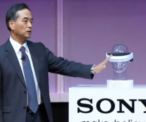 Sony: 'Virtual reality is coming back'