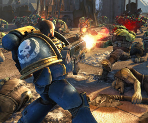Warhammer 40K: Space Marine system requirements
