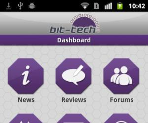 Bit-tech launches Android app