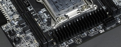 EVGA previews LGA2011 motherboard