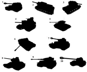 Guess the Tank Competition with World of Tanks