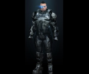 New Mass Effect 3 character revealed