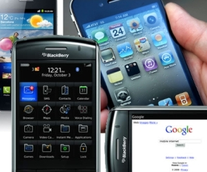 Smartphones to account for half of UK mobile market next year