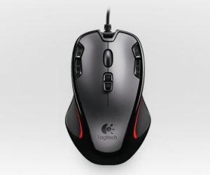 Logitech launches ambidextrous G300 gaming mouse