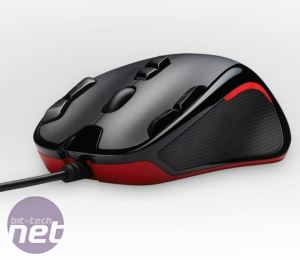 Logitech launches ambidextrous G300 gaming mouse *Logitech launch ambidextrous G300 gaming mouse