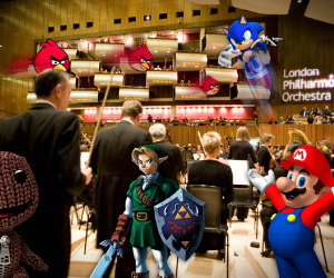 London South Bank to host Video Games Heroes concert