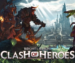 Might and Magic: Clash of Heroes announced for PC