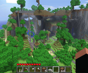 Sony and Mojang have released an Android version of Minecraft