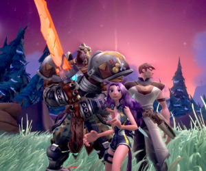 NCSoft announces Wildstar