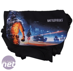Razer shows Battlefield 3 peripherals *Razer shows Battlefield 3 peripherals