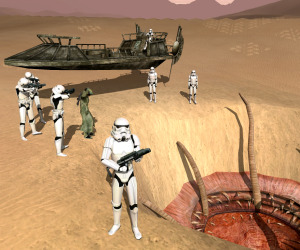 Sony details Star Wars Galaxies closure