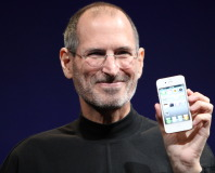 Steve Jobs resigns from Apple