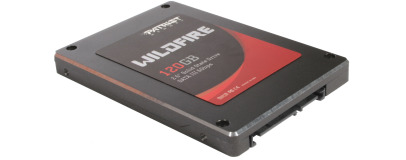 Win Patriot Wildfire 120GB SSDs!