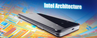 Intel partners with Google for Atom smartphones