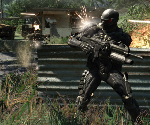 Original Crysis heading to consoles in October