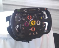 Thrustmaster announces Ferrari F1 replica racing wheel