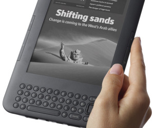 Waterstone's making own eBook reader