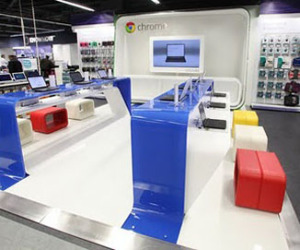 Google opens first retail store in London