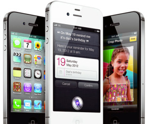 iPhone 4S announced