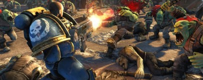 Space Marine co-op mode dated