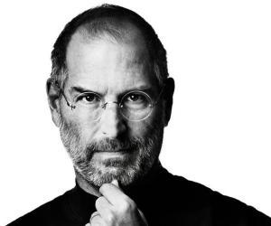 Steve Jobs dies aged 56