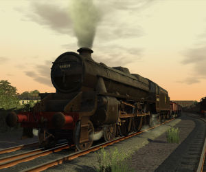 Train Simulator 2012 Competition