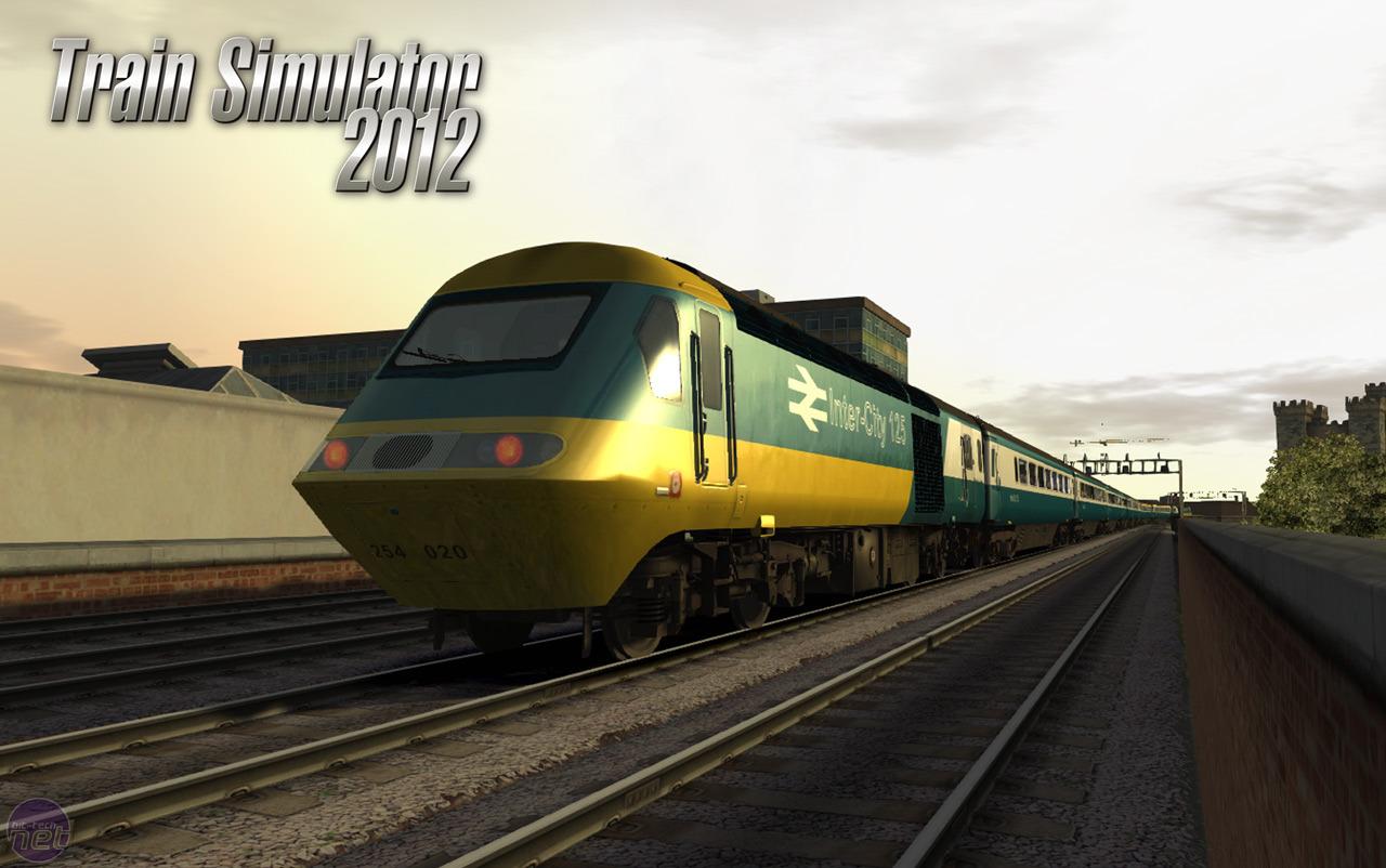 Train Simulator 2012 Competition | bit-tech net