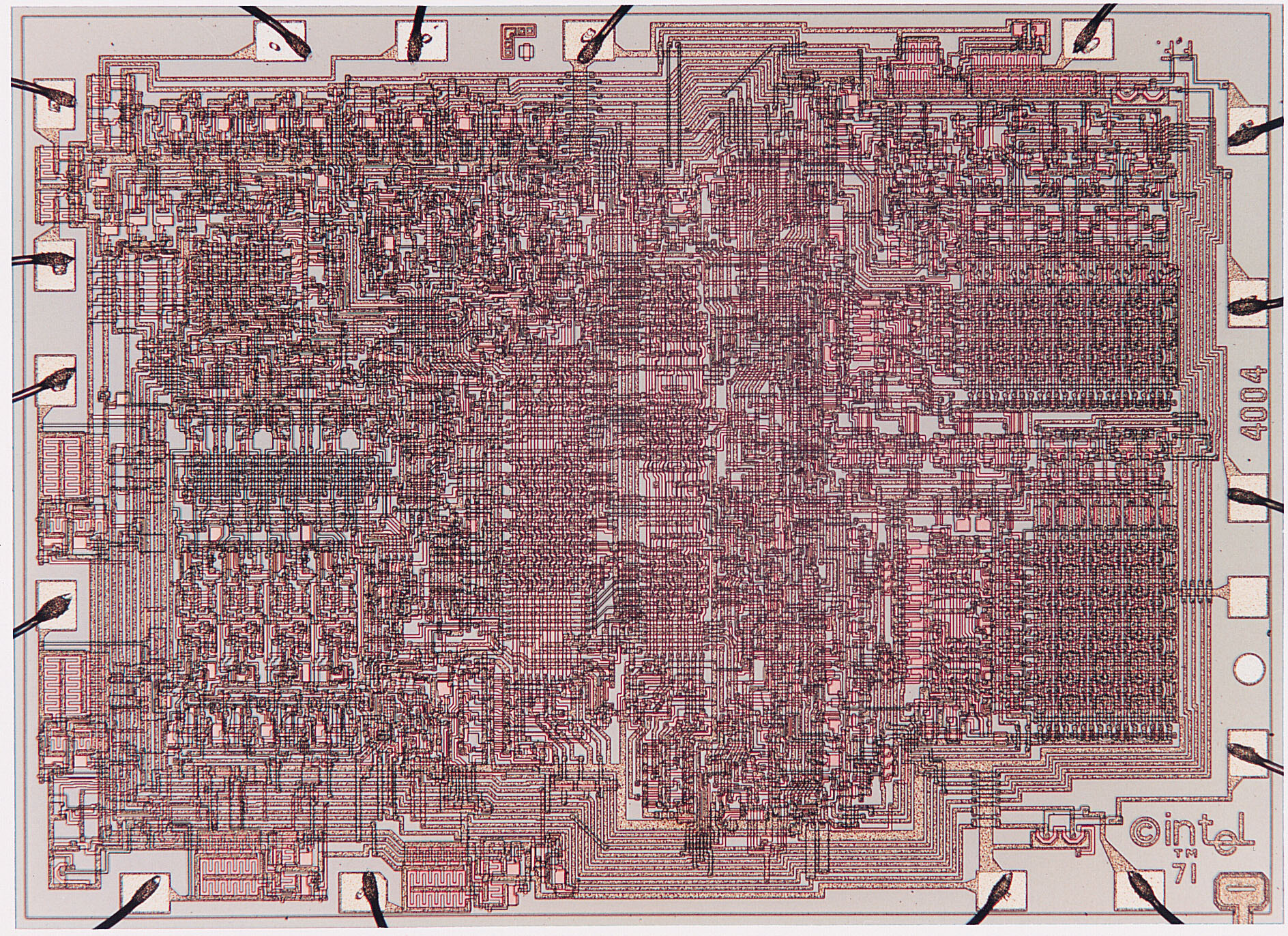the invention and advancements of microprocessor since 1971 Join david hogue for an in-depth discussion in this video, the origins of interaction design, part of interaction design foundations.