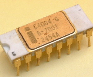Intel celebrates 40 years since first CPU launch