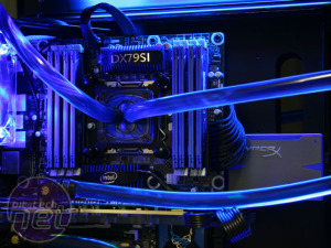 Intel LGA2011 CPU gets water-cooled *Intel LGA2011 gets water-cooled