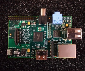 Manufacturing begins for the Raspberry Pi microcomputer