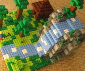 Minecraft LEGO gets the green light